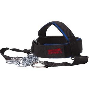 Упряжь Original Fit.Tools для тренировки мышц шеи, нейлон c вышитым лого FT-HH-NLN_LG