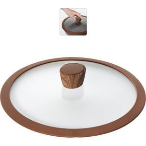 Крышка с силиконовым ободком d 26 см Nadoba Greta (751312) крышка с силиконовым ободком d 28 см nadoba greta 751311