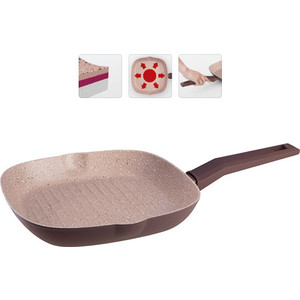 Сковорода-гриль 26х26 см Nadoba Tava (728520)