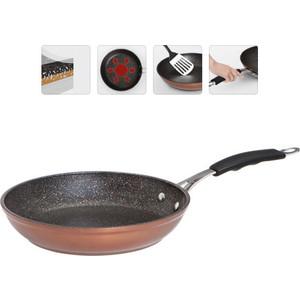 Сковорода Nadoba d 24см Medena (728718) сковорода d 24 см kukmara кофейный мрамор смки240а