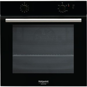 Газовый духовой шкаф Hotpoint-Ariston GA2 124 BL HA газовый шкаф hotpoint ariston 7ofhr g ow белый