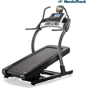Беговая дорожка NordicTrack Incline Trainer X7i беговая дорожка nordictrack elite 2500 netl24714 usa utah