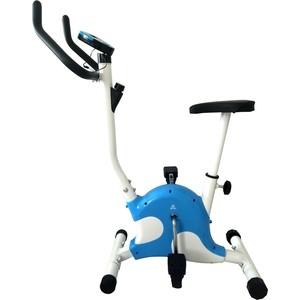 Велотренажер DFC VT-8013/ B8013 белый/голубой