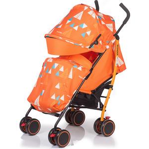 Коляска трость BabyHit Wonder - Оранжевая