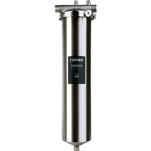 Фильтр предварительной очистки Гейзер Тайфун 20 BB (корпус) (50648) цена