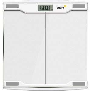 Весы напольные UNIT UBS-2054 светло-серый
