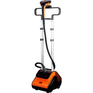 Отпариватель Mie Deluxe черно-оранжевый стоимость