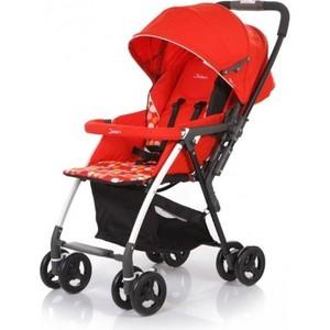 Коляска прогулочная Jetem Neo Plus (JT002) Красный (Red) коляска прогулочная jetem tourneo красный светло серый