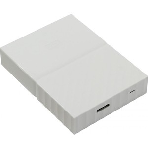 цена на Внешний жесткий диск Western Digital 1Tb My Passport white (WDBBEX0010BWT-EEUE)