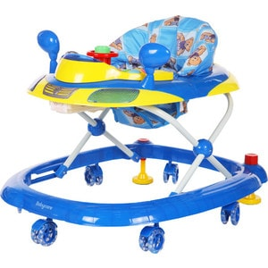 лучшая цена Ходунки Baby Care Prix (SB-806) синий (Blue)