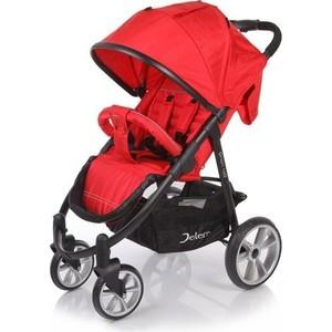 цена Коляска прогулочная Jetem Orion 4.0 (M3385) красный в интернет-магазинах
