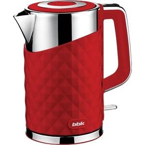 Чайник электрический BBK EK1750P красный цена и фото