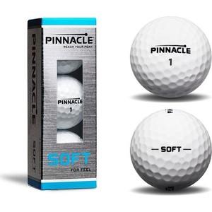 Мяч для гольфа Pinnacle Soft P5011S-BIL