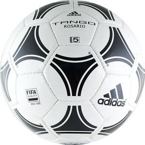 Мяч футбольный Adidas Tango Rosario (656927) р.5 сертификат FIFA Inspected мяч футбольный fifa 2018 sochi размер 5