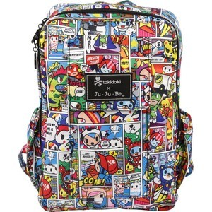 Рюкзак Ju-Ju-Be Mini Be tokidoki super toki (13BP02AT-9755) рюкзак ju ju be vector gene