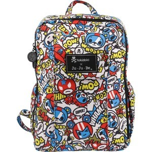 Рюкзак Ju-Ju-Be Mini Be tokidoki sweet victory (13BP02AT-9762) рюкзак ju ju be vector gene