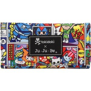 Кошелек Ju-Ju-Be Be Rich tokidoki super toki (15WA01T-9878) ju ju be сумка для мамы ju ju be super be tokidoki iconic 2