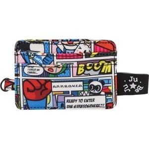 Визитница Ju-Ju-Be Be Charged tokidoki super toki (15WA03T-9915) сумка ju ju be super star tokidoki sushi cars