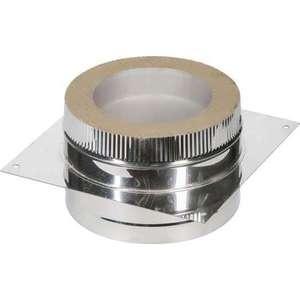 Опора Феникс для сэндвича диаметр 150/200 мм (1.0 оцинк.)(01058) опора для цветов круг 0 25м выс 1 3м 1 шт диаметр трубы 10мм