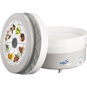 Сушилка для овощей Ротор Дива СШ-007 с 3 решетками в гофротаре