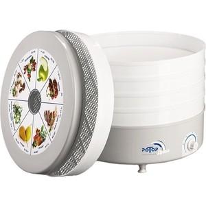 Сушилка для овощей Ротор Дива СШ-007-04 с 5 решетами в цветной упаковке