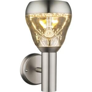 Уличный настенный светодиодный светильник Globo 32250
