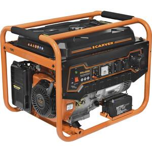 купить Генератор бензиновый Carver PPG-6500E