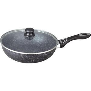 Сковорода d 30 см Bekker (BK-3799) сковорода вок d 30 см bekker bk 7910
