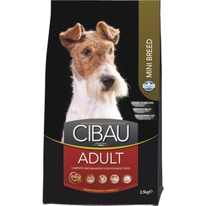 Сухой корм Farmina CIBAU Adult Mini Breed для взрослых собак мелких пород 2,5кг (30917)