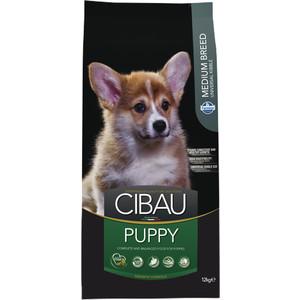 Сухой корм Farmina CIBAU Puppy Medium Breed для щенков средних пород 12кг (31020)