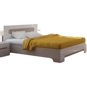 Кровать Стиль Палермо двуспальная 160х200 двуспальная кровать этажерка ga3001