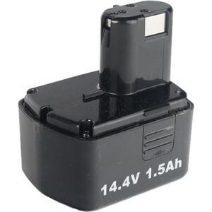 Аккумулятор PATRIOT 14,4V 1,5 Ah, HB-DCW-Ni (190200104) аккумулятор patriot 12v 1 5 ah bb gsr ni 190200100