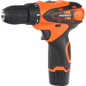 Аккумуляторная дрель-шуруповерт PATRIOT BR114Li The One cordless drill driver patriot br114li the one