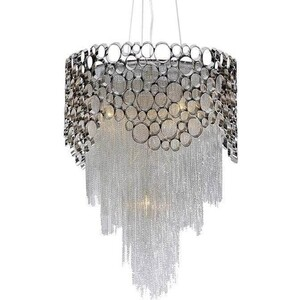 Подвесной светильник Crystal Lux Hauberk Sp-PL6 D45 светильник ideal lux corallo corallo pl6