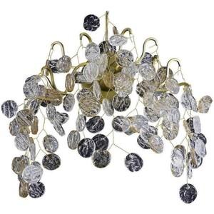 Настенный светильник Crystal Lux Tenerife AP2 светильник crystal lux mallorca mallorca ap2 chrome smoke