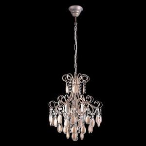 Фото - Подвесная люстра Crystal Lux Sevilia SP4 Gold потолочная люстра crystal lux sevilia pl6 silver