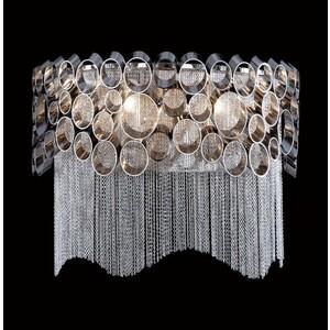 Настенный светильник Crystal Lux Hauberk AP2 светильник crystal lux mallorca mallorca ap2 chrome smoke