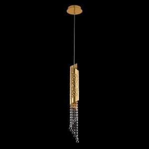 Подвесной светильник Crystal Lux Credo SP1 Gold
