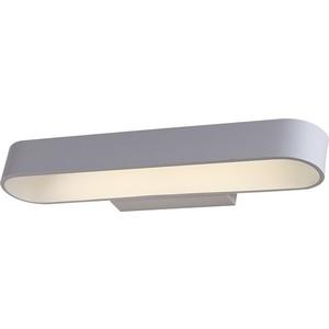 Настенный светодиодный светильник Crystal Lux CLT 511W425 WH настенный светильник crystal lux clt 222w wh