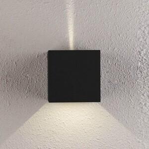 лучшая цена Настенный светодиодный светильник Crystal Lux CLT 520W BL
