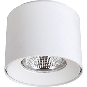 Потолочный светодиодный светильник Crystal Lux CLT 522C117 WH потолочный светильник crystal lux clt 420c wh