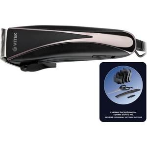 Машинка для стрижки волос Vitek VT-2511(BK) машинка для стрижки vitek vt 2519 bk