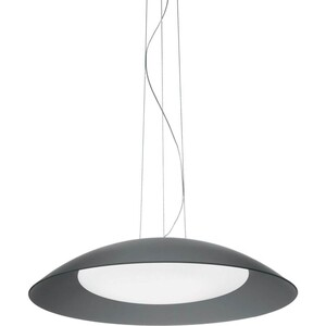 Подвесной светильник Ideal Lux Lena SP3 D64 Grigio ideal lux настенно потолочный светильник ideal lux simply pl4