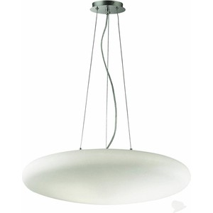 Подвесной светильник Ideal Lux Smarties BIanco SP5 D60 светильник подвесной ideal lux cono cono sb3 bianco