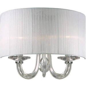 Бра Ideal Lux SWAN AP2 BIANCO ideal lux настенный светильник ideal lux sky ap2 oro
