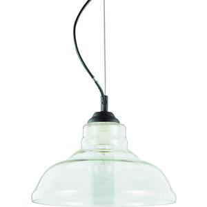 Подвесной светильник Ideal Lux Bistro SP1 Plate Trasparente