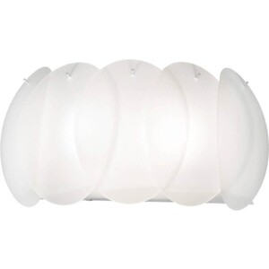 Настенный светильник Ideal Lux OVALINO AP2