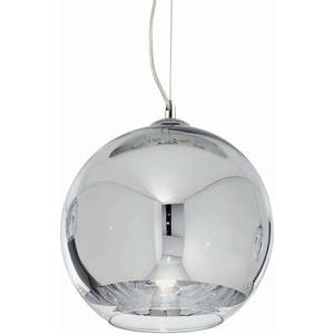 Подвесной светильник Ideal Lux Discovery Cromo SP1 D20 бра ideal lux discovery cromo ap1