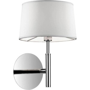 Бра Ideal Lux HILTON AP1 BIANCO ideal lux спот ideal lux newton ap1 nickel