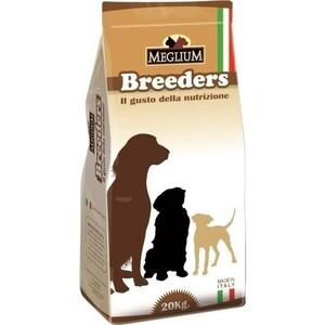 Сухой корм MEGLIUM Natural Meal Dog Adult Breeders для взрослых собак 20кг (MS0120)